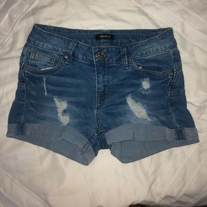 forever 21 shorts! size: small